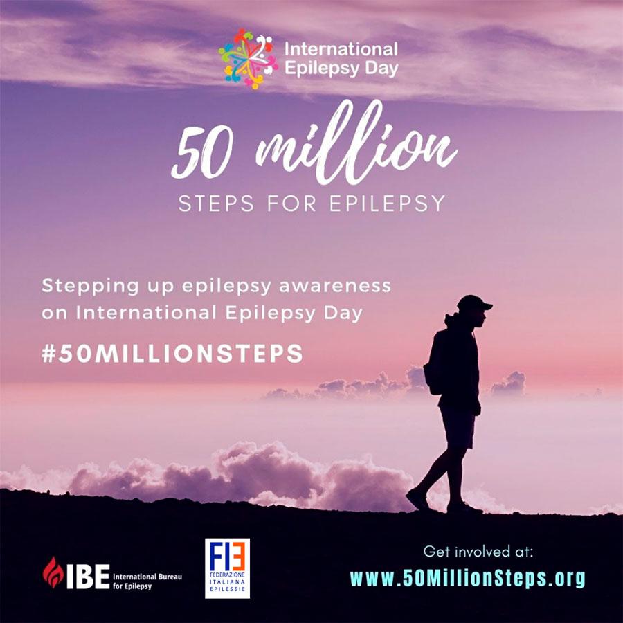 Giornata Internazionale per l'epilessia